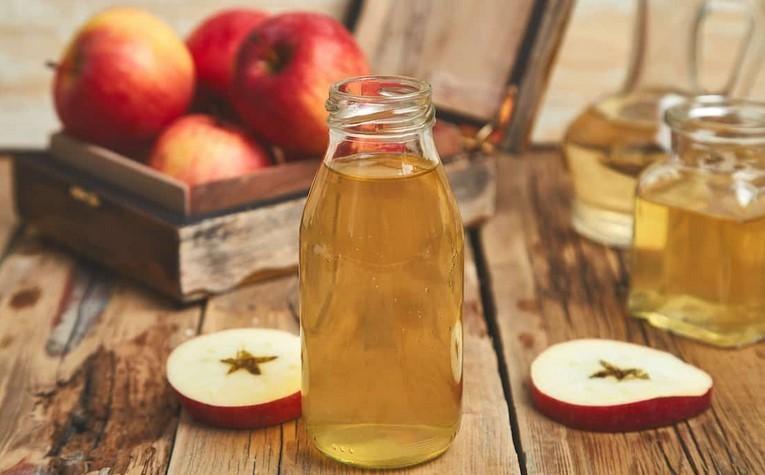 Ocet jabłkowy - właściwości