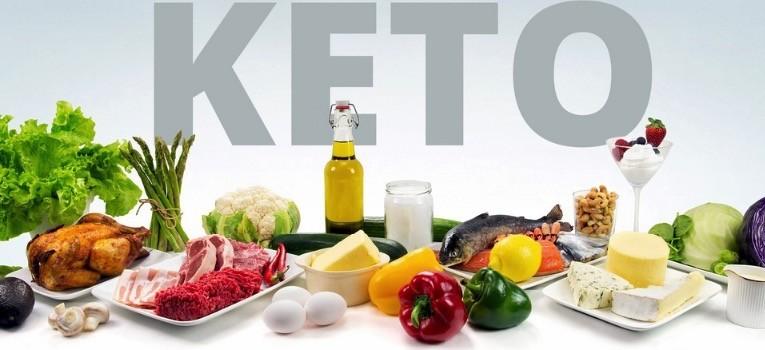 Dieta ketogeniczna - produkty