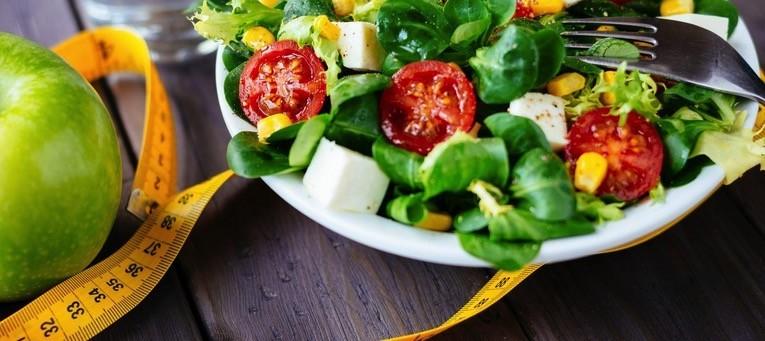 Dieta odchudzająca - opracowanie