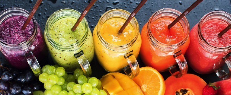 Dieta sokowa - jadłospis