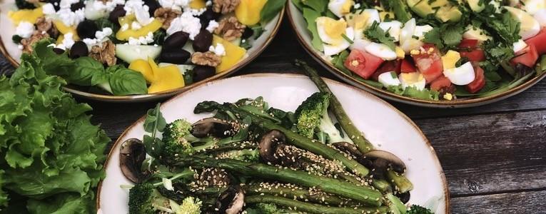 Jadłospis - dieta ketogeniczna