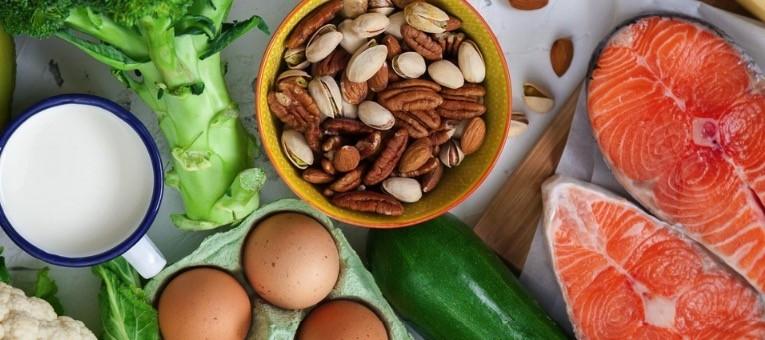 Jadłospis - keto dieta